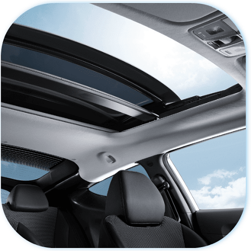 تصليح فتحة سقف السيارة
